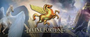 machine a sous Divine fortune